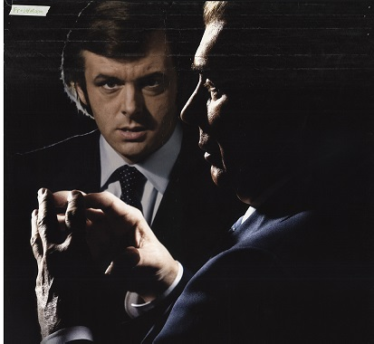 Frost/Nixon is one of the best but most underrated Hollywood films of 2000s