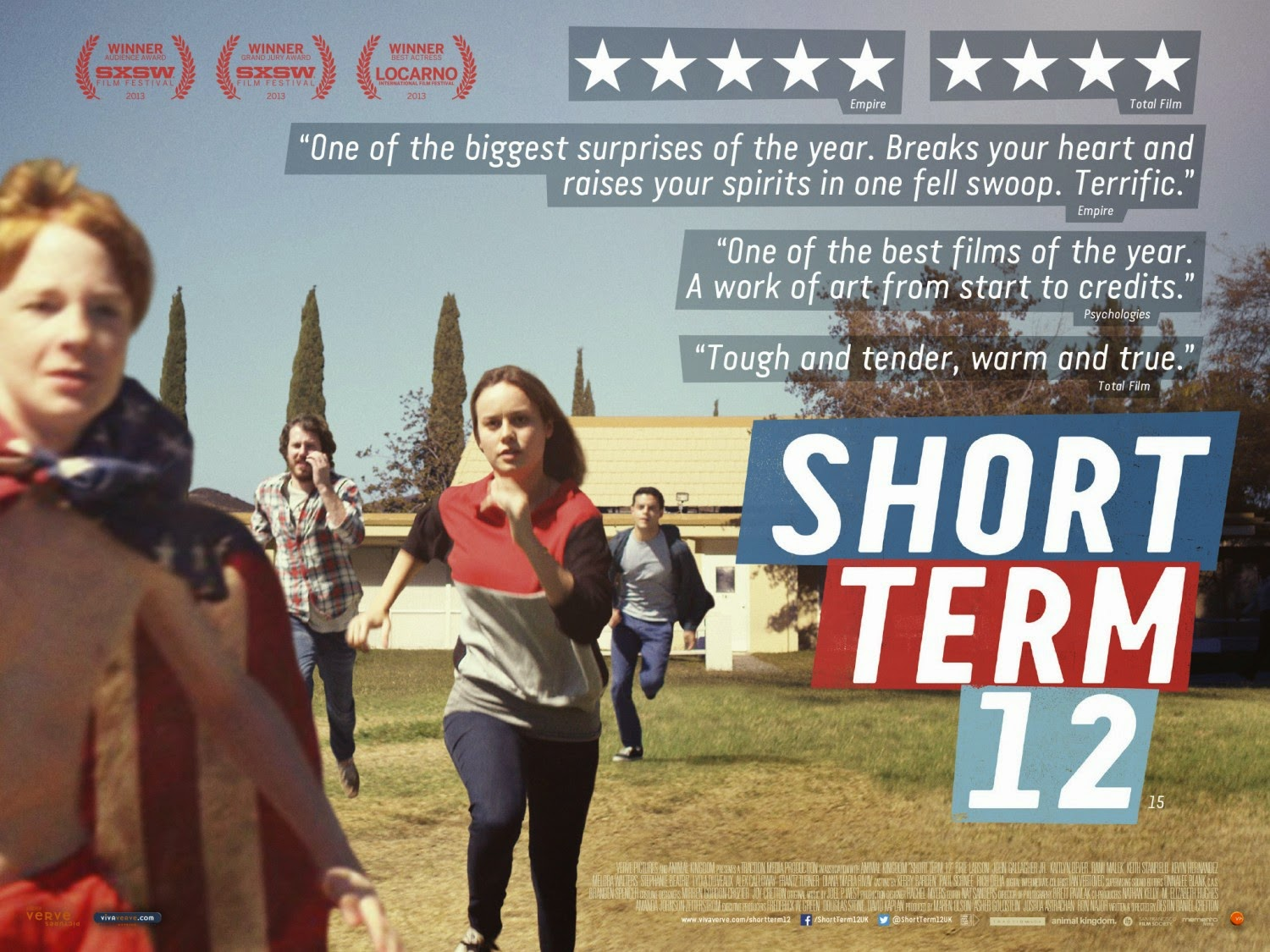 Short Term 12  is one of the best but rare and underrated Hollywood films that you may not have watched