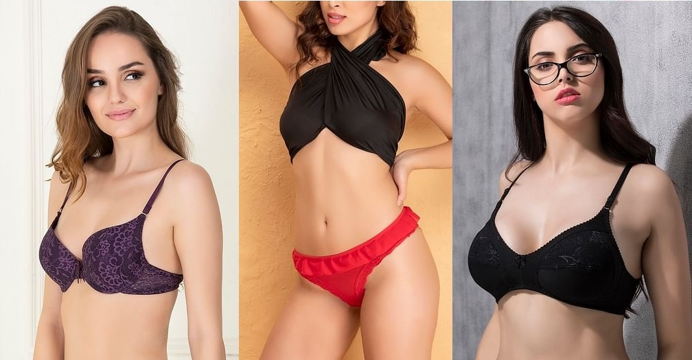 7 Types of Lingerie Styles Best for Indian Women